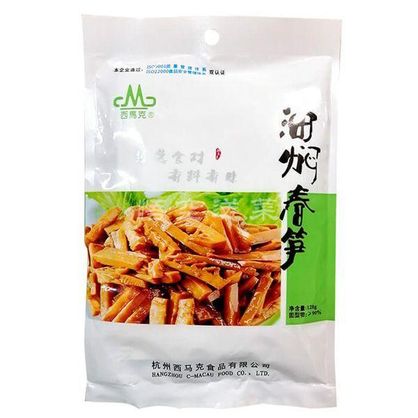 Bamboo Frito Con Salsa Xmk 128G