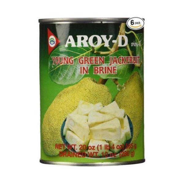 Aroy D Jackfruit Verde 565G 1